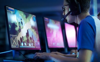 Top 5 Video Games Widely Known as Esports